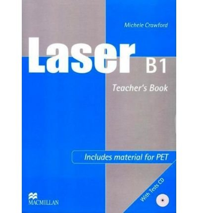 [(Laser B1: Teacher's Book and Tests)] [Author: M Crawford] published on (January, 2008)