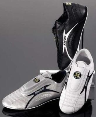 KWON Trainingsschuh Kick Light in 2 Farben  42 EU,  Noir - Noir