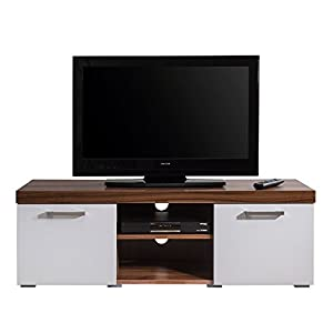 TV Stand Cabinet Unit with unique gas lift door