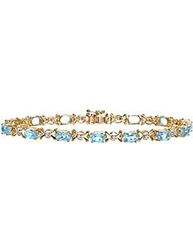 Naava Damen-Armband 9 Karat 375 Gelbgold PBC1008Y BT