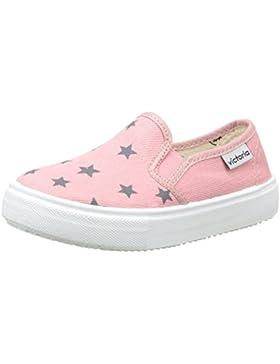 Victoria Slip on Estrellas - Zapatillas de Deporte Unisex Niños