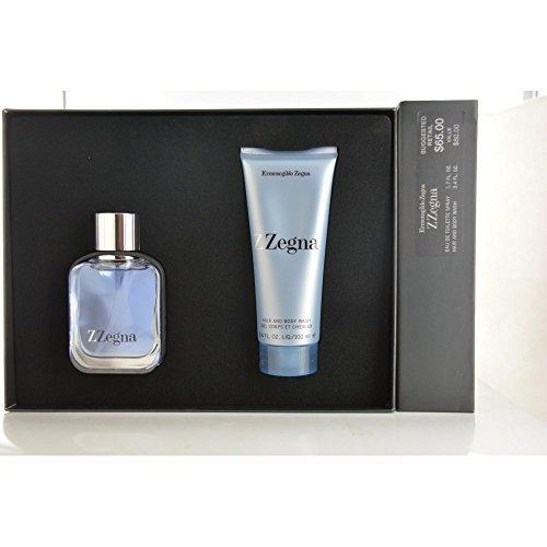 Zegna 3.3 Ounce Spray (Z ZEGNA by Ermenegildo Zegna EDT SPRAY 1.6 OZ & HAIR AND BODY WASH 3.3 OZ for MEN --- by Z Zegna)