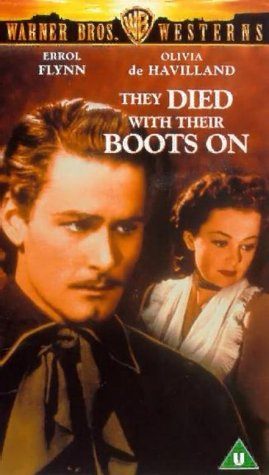 they-died-with-their-boots-on-vhs-1941