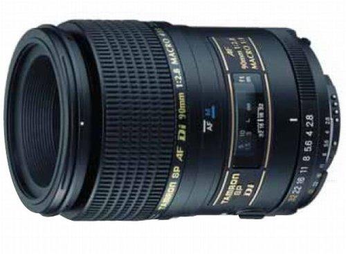 Tamron AF 90mm 2,8 Di Macro 1:1 SP digitales Objektiv für Canon