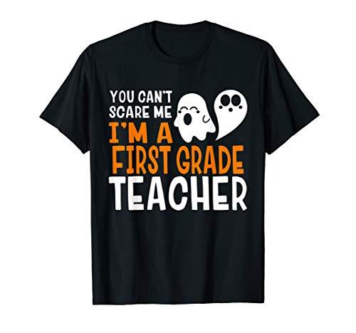 Klasse Erste Kostüm Lehrer - Erste Klasse Halloween Lehrer Lustig T-Shirt