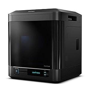 Imprimante 3D - Zortrax Inventure - Imprimante 3D professionnelle couleur à 2 têtes d'impression avec lecteur carte SD