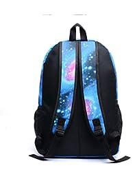 Luminous Fortnitcc - Mochila escolar para adolescentes, niños y niñas