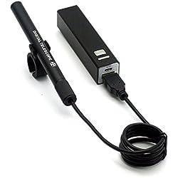 KKMOON® Smart WIFI Télescope Monoculaire USB Numérique Rechargeable Réglable Évolutif Caméra Avec Batterie Intégrée Et Support En Caoutchouc