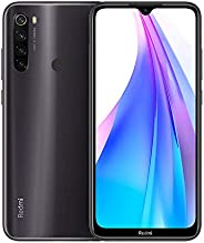 Redmi Note 8T Smartphone (16cm (6.3 inch) Full HD+ display, 32GB intern geheugen + 3GB RAM, 48MP viervoudige camera achterzi