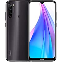 "Xiaomi Redmi Note 8T– Smartphone Display a goccia da 6,3"" FullHD+ (Quad Camera AI da 48MP, 4000 mAh, Jack de 3,5mm, NFC, Radio FM, Snapdragon 665, 3 + 32 GB  Space, Nero"