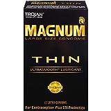 Trojan Magnum dünne Kondome (12er Pack)
