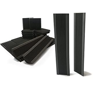 AFHS Pro Acoustic Foam Home Studio Kit (24x AFW305 + 4x AFBT200)
