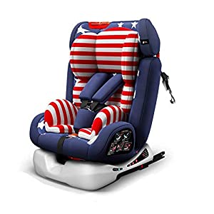 DLYGH Baby product Baby Car Seat for Child Group 1/2/3 (9-36 Kg/0-12 Year) ISOFIX+ Top Tether (Maximum Safety for Your Child), Reclining Car Seat   15