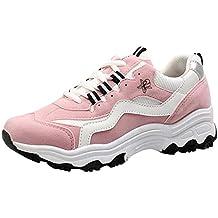 Zapatillas De Deporte Mujer Zapatillas Deportivas De Moda para Mujer, Tejidas Y Tejidas, Transpirables