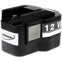 Batería para Milwaukee Taladro PCS 12V Power Plus 1300mAh