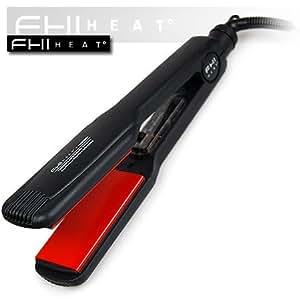 redresseurs de FHI par FHI Heat Lisseur plate-forme de céramique de tourmaline Hair Large - 1 3/4 -43mm pouces Plaques