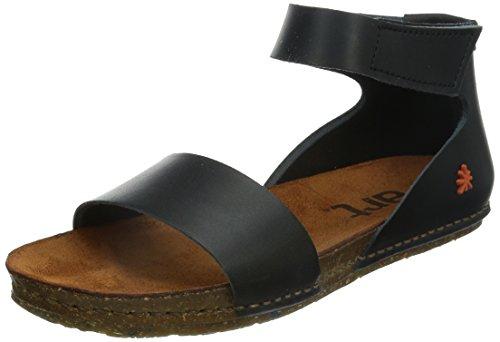 Art Creta Sandali da Donna, Colore Nero (MOJAVE BLACK), Taglia 39 EU