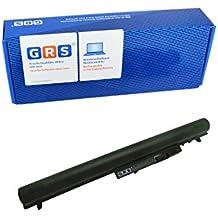 GRS bateriá para HP Pavilion TouchSmart 14, 15, Pavilion 14, 15, 248, 340, 350, sustituye a: LA04, F3B96AA, HSTNN, TPN-Q129-132, 728460-001, 28460-001, 752237-001, Laptop Batterie, 4400mAh 14,4V