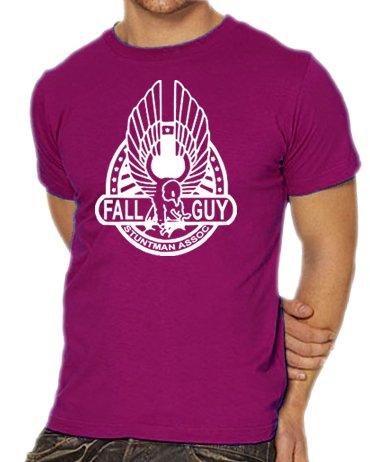 Touchlines Ein Colt für alle Fälle T-Shirt, Größe L, burgundy