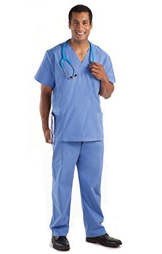 NCD Medical/Prestige Medical M 50301 premium scrubs-medium-ciel -