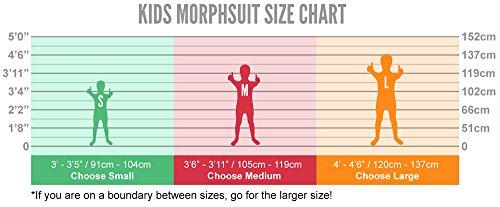 Imagen de morphsuits  disfraz infantil de murciélago vampiro talla m, 119 x 136 cm  alternativa