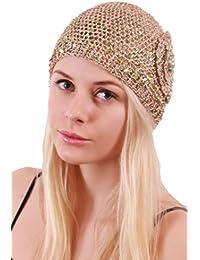 Coiffe Abba, chapeau Crochet chunky- chapeau d'été pour Chemo