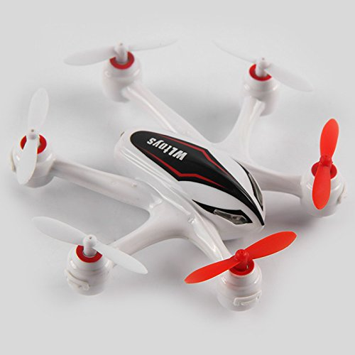 WLtoys Q272 Mini Quadcopter 2.4G 4CH 6-Achsen-Gyro UFO RC-Drohnen mit 3D-Tumble / Headless - 3