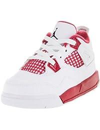 Nike Jordan 4 Retro BT Zapatillas, Bebé-niños