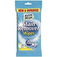 Tela Magia Stain Remover Wipes - 30 toallitas