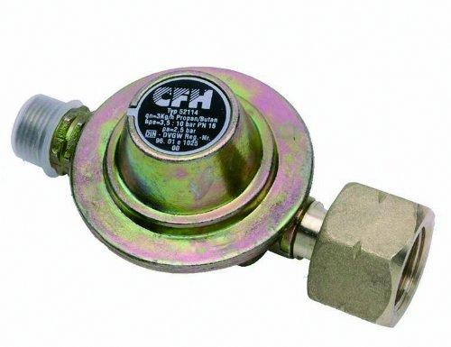 CFH Propandruckregler 2,5 Bar/DR 114, 52114