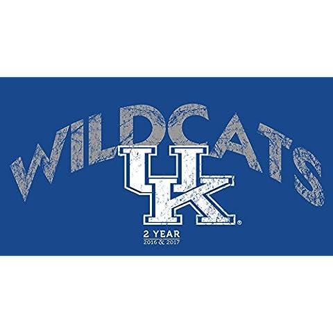 TF Publishing 16–71352016–2017Università del Kentucky 2anno calendario tascabile