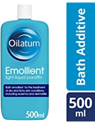 Oilatum Emollient Eczema and Dry Skin Bath Additive, 500 ml