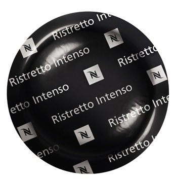 Nespresso Pro Kapseln Pads - 50x Ristretto Intenso - Original - für Nespresso Pro Systeme