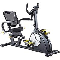 Preisvergleich für MAXXUS Ergometer Bike 6.1R-Fit Reha Bike mit klappbaren Armlehnen und Netz Rückenlehne Magnetbremse Trainingsprogramme