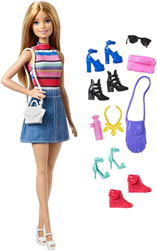 - 41N4s4lsOzL - Barbie Doll Or Shoe Blonde home - 41N4s4lsOzL - Home