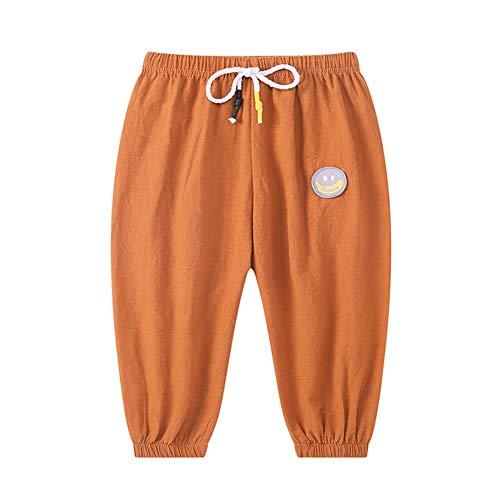 Baby-Sommerhose Anti-Moskito Bloomers Baumwolle Lange Hosen für Junge Mädchen