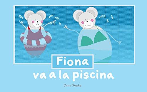 Libros para niños: Fiona va a la piscina