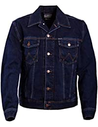 afb07e70b1 Amazon.co.uk: Wrangler - Coats & Jackets / Men: Clothing