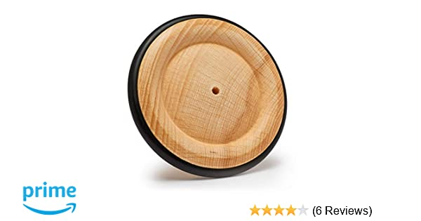 Jowe holzrad mit gummireifen Ø ca. 85 mm: amazon.de: spielzeug