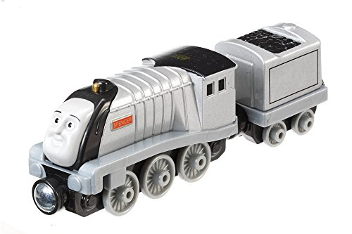 Thomas & Friends - Locomotora grande Spencer (Mattel CBL93)