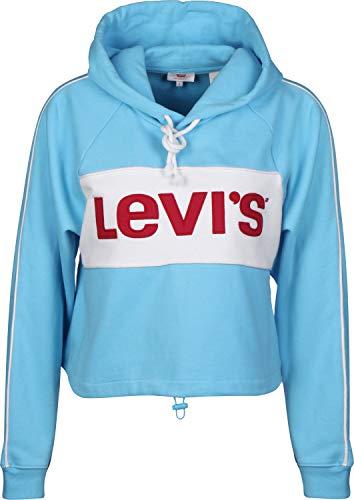 Levi's  ® Cinched W Hoodie Swim Blue