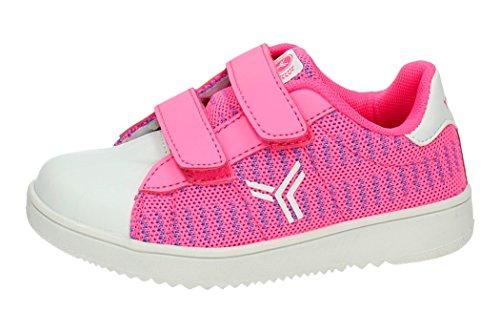 Yumas 38634, Mädchen Sportschuhe, Pink - Rosa - Größe: 29 EU