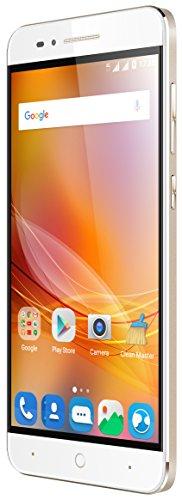 ZTE Blade A610 – Smartphone libre de 5″ (4G, MediaTek MT6735, 2 GB de RAM, almacenamiento interno de 8 GB, Bluetooth, WiFi, Android)