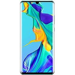 Huawei P30 Pro Smartphone débloqué 4G (6,47 pouces - 8/128 Go - Double Nano SIM - Android 9) Bleu aurora
