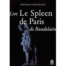 Lire Le Spleen de Paris