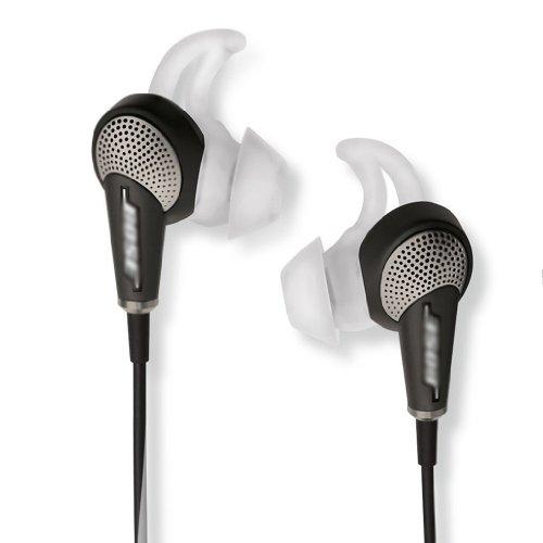 WEWOM 3 Paires d'adaptateurs de Remplacement pour écouteurs in-Ear Bose QuietComfort 20 QuietComfort 20i QC20 QC20i en S-M- L