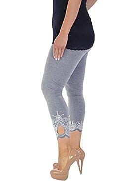 YOYOGO Pantalones Yoga Women Sport Yoga Print Workout Mid Waist Running Pants Fitness Elastic Leggings