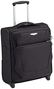 Samsonite Spark Upright  Hand Luggage , 50 cm, 42 L, Black (Black)