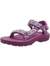 Teva C Hurricane 2, Girls' Hiking Sandals