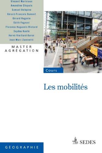 Les mobilits : Agrgation de gographie ( Pour les concours )